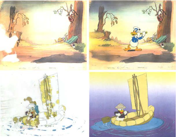 Animation Cels